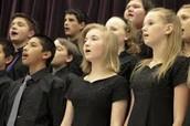 Allison Tucker, Choir