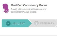 Book Shows to Earn Consistency Bonuses!!