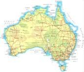 The Australian Map