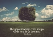 God's Love is Eternal