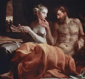 Ulysses and Penelope