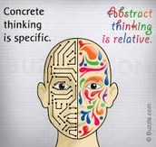 concrete thinking