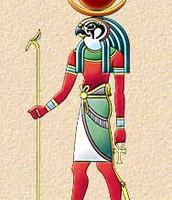 Ra god of sun