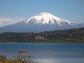 The Lonely Mountain aka Villarrica