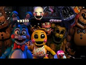 A quick description of Five Nights at Freddy's
