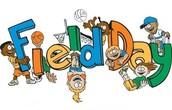 Field Day NEXT FRIDAY!!