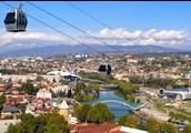 Capital, Tbilisi