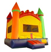 Jump in the Bouncy House
