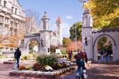 #1 Indiana University