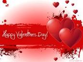 100's Day/Valentine's Day