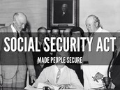 Support The Social Security Act