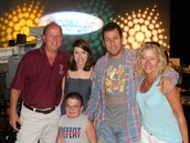 My family and Adam Sandler