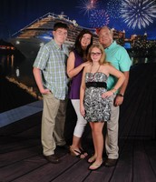 Our 2014 Family Cruise.