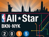 Watch the NBA All Star Game court side