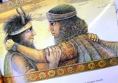 Gilgamesh and Enkidu bond grew them together instead of apart.