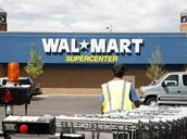 Walmart was were the picture was taken