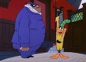 """The Shropshire Slasher!!"" - Daffy Duck"