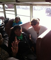 Parent Chaperones (Mrs. Friel and Mrs. Carruthers)