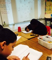 Ms. Shannon's 4th Grade Science Class