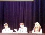 Good Writers, Bad Writing Panel - YALLfest