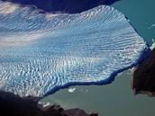 Aerial View of Perito Moreno Glacier