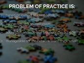 Problems of Practice