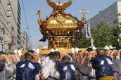 The Fukagawa Matsuri festival