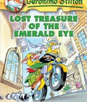 Lost Treasure of the Emerald Eye by Geronimo Stilton