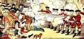 Boston Massacre 1772