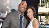 Dwayne and his wife Lauren Hashian