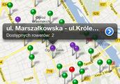 WarsawBikes - Warszawa na Rowery