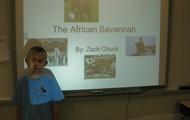 African Savannah Presentation
