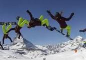 Snowboard Flips