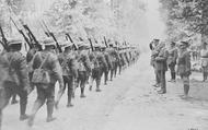 Militarism of WWI