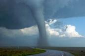 Lucia's video about tornadoes destruction.
