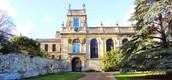 Trinity College at University of Oxford