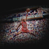 Michael Jordan (M.J)