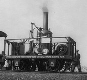 NEW WAY TO TRAVEL: THE STEAM LOCOMOTIVE