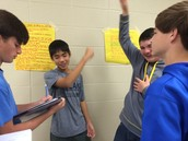 Ms. Pickle's Gallery Walk