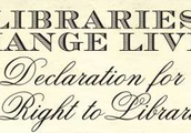 Declaration to Right to Libraries