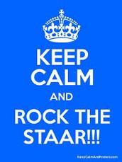 STAAR Reminders