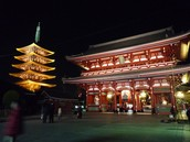 Tokyo's temples