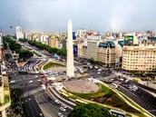 Argentina Y la Comida