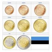 Sellised näevad välja Eesti euro mündid