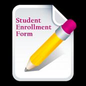 Return Enrollment Forms!