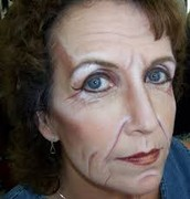 Old Person Makeup