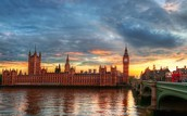 London is one of the top tourist attraction