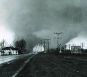 Tornado's Zipping Through Indiana
