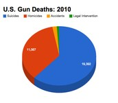 Firearms are one of the Main Causes of Death in America