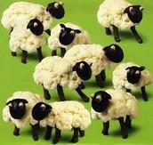 Marry had a little lamb!